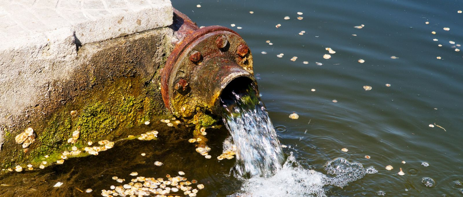 Spain fined €12 Million for failing to deal with its sewage properly