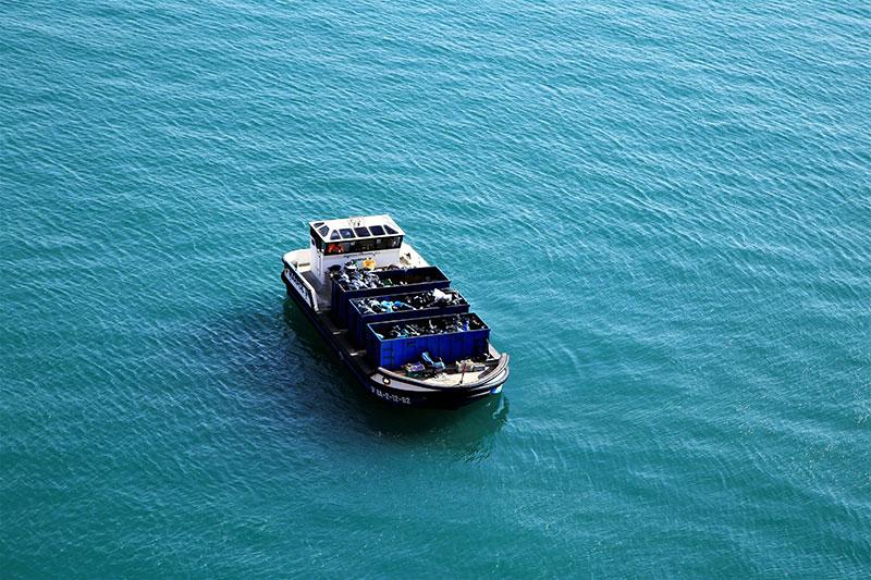 Mega Sea Transport Image